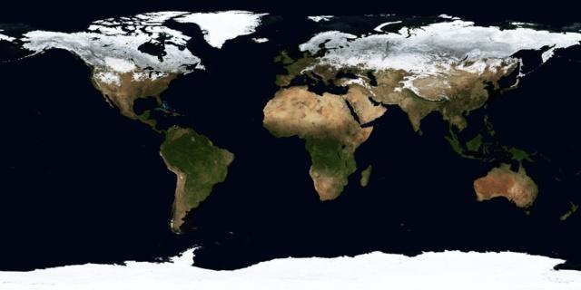 The Earth's Vegetation