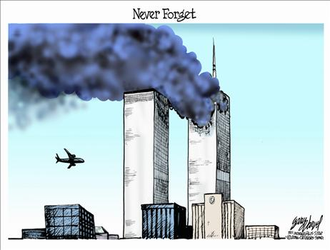 911 Remembrance World History