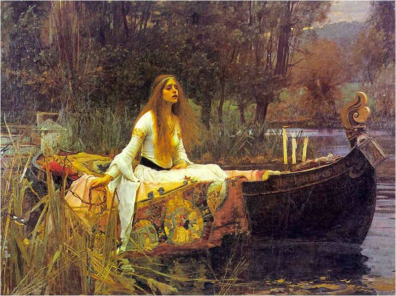 a comprehensive analysis of alfred lord tennysons the lady of shallot The lady of shalott by alfred, lord tennyson home / analysis: form and part 1 describes the landscape around shalott part 2 describes the lady and the.
