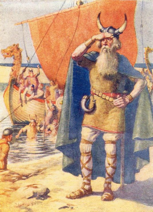 middle ages vikings