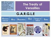 GARGLE Treaty of Versailles Image 2