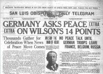WW1 14 Points
